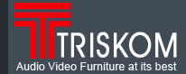 Triskom Audio Video Furniture